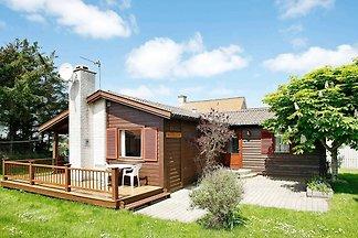Uriges Ferienhaus in Løkken mit Wintergarten
