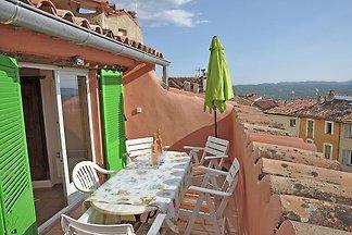 Sonnengeküsste Huis in Fayence mit Terrasse
