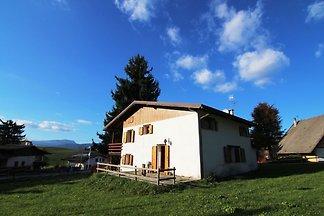 Gemütliche Villa in   Bertigo Italien mit eig...