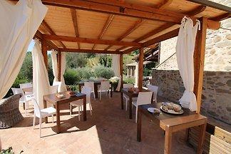 Malerisches Ferienhaus in Assisi mit Pool