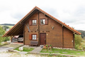 Spacious Chalet in Hinterrod Thuringia with...