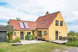 Secluded Holiday Home in Bornholm with Sea...