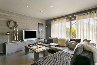 Exclusieve villa aan de Belgische kust met sa...