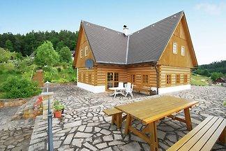 Gemütliche Villa in Stupna mit privatem...
