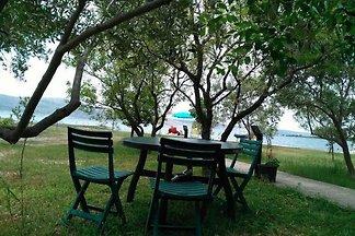 Ferienhaus am Meer in Starigrad mit Garten un...