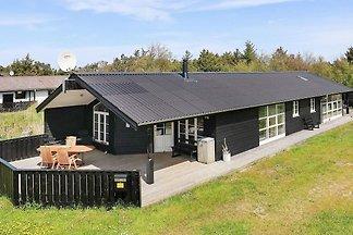 Ruhiges Ferienhaus in Jütland mit privatem...