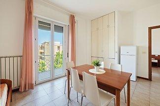 Apartment an der Rivazzurra-Promenade nahe be...