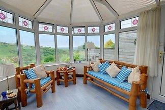 Espaciosa casa de vacaciones en Tintagel cerc...