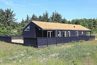 Entspannendes Ferienhaus in Saltum mit Sauna