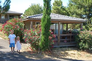 Gemütliches Ferienhaus mit Klimaanlage in Str...