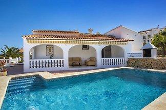 Luxuriöse Villa mit Swimmingpool in L'Alfàs d...