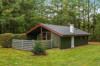 Ruhiges Ferienhaus in Jütland mit Garten