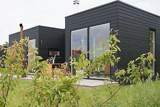 Atemberaubendes ökologisches Haus für 5 Erwac...