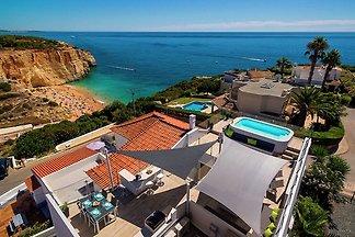 Maison de vacances moderne à Lagoa avec...