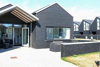 Luxuriöses Ferienhaus in Jütland mit Sauna