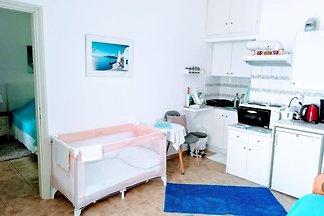 Frisches Ferienhaus in Paros am Strand