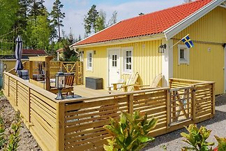 4 Personen Ferienhaus in ADELSÖ