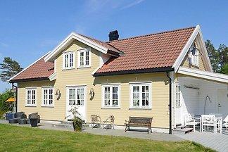 10 Personen Ferienhaus in kongshavn