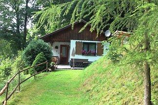 Abgeschiedenes Ferienhaus in Lichtenau Thürin...