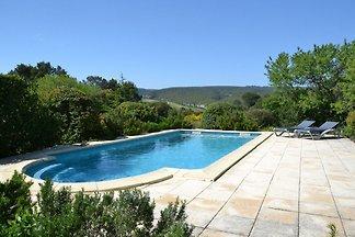 Moderne Villa in Cesseras mit eigenem Pool
