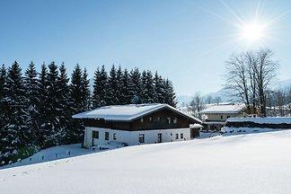 Klassiek appartement in Flachau met uitzicht ...