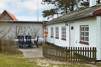 Traditionelles Ferienhaus am Meer in Sydals