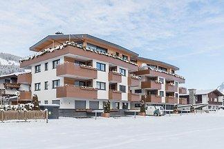 Gemütliches Appartement in Kirchberg mit eige...