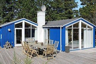 Charmantes Ferienhaus in Jütland am Meer