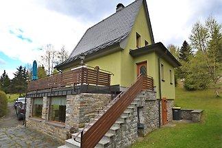 Gemütliches Ferienhaus mit Sauna in Wildentha...
