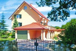 Gemütliches Ferienhaus in Lysniewo Sierakowic...