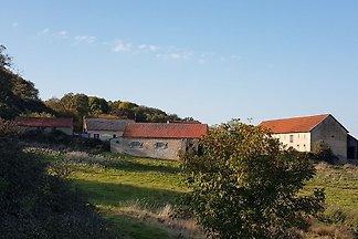 Gemütliches Ferienhaus in Burgund mit...