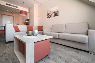 Modernes Appartement mit Mikrowelle, 1 km vom...