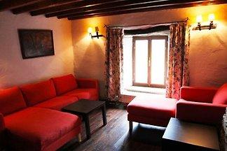 Vintage Ferienhaus mit Kamin in Houffalize