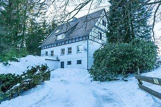 Idyllisches Ferienhaus in Skigebietsnähe in...