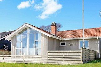 Boutique-Ferienhaus in Sæby mit Meerblick
