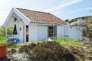 2 Personen Ferienhaus in Gullholmen