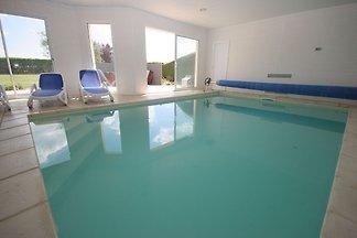 Entzückende Villa mit Whirlpool in Port-Louis...