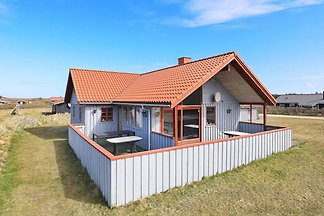 8 Personen Ferienhaus in Løkken