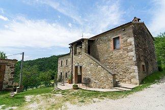 Schönes Bauernhaus in Mercatello sul Metauro ...