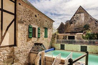 Elegant landhuis in de Dordogne met verwarmd...