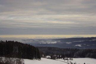 Schönes Apartment in der Nähe des Skigebiets...
