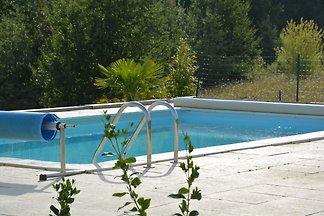 Luxuriöse Villa in Piquecos mit privatem Pool