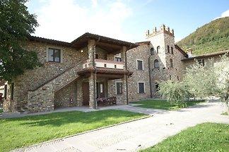 Modernes Apartment in Monticelli Brusati mit...