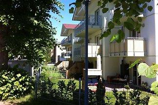 Moderne 2-Zimmer-Wohnung in Graal-Müritz mit...