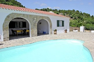 Landhaus mit Pool und Panoramablick in El Tor...