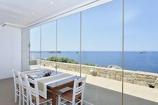 Charmante Villa in Paros mit Swimmingpool
