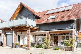 Luxuriöse Ferienwohnung in Schleusingen Thüri...