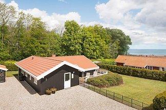Modernes Ferienhaus in Sjølund mit...