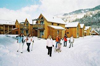 Geräumiges Chalet beim Skigebiet in Sankt Geo...