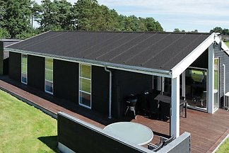 Ruhiges Ferienhaus mit Spa in Hadsund Jütland